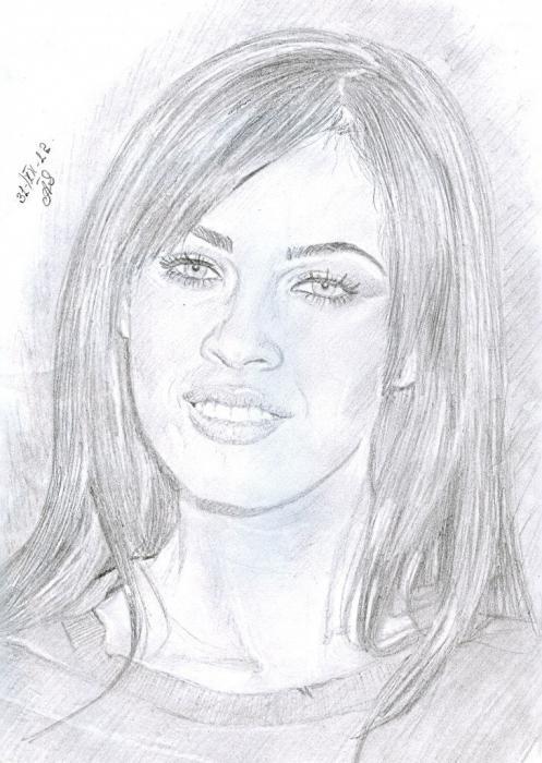 Megan Fox by aes25